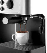Russell Hobbs Allure –  High Street Espresso Coffee At Home
