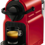 Nespresso Inissia Ruby Red Coffee Machine With 19 Bar